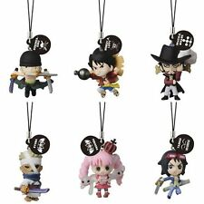 Bandai One Piece LOG MEMORIES Episode of Zoro Figure Mascot Phone strap
