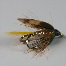 3 Trout, Sea Trout Sewin Double hook fly fishing flies by Dragonflies
