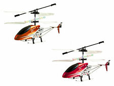 RC Double Horse 3 CH Metal Frame Gyro Helicopter 9098