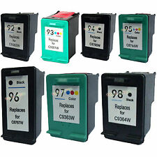 Any 1 More Ink Hp 92 93 94 95 96 97 98 Ink Cartridges