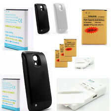 2850mAh 6000mAh Extended Li-ion Phone Battery For Samsung Galaxy S4 Mini i9190