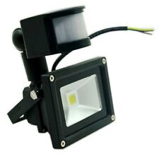 12V 85-265V 10W PIR LED Flood light White Warm Floodlight Motion Sensor