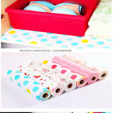Popular Polka Dots Shelf Contact Paper Cabinet Drawer Liner Kitchen Table Mat