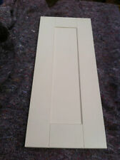 Matt Ivory Cream Shaker Kitchen Unit Cabinet Cupboard Doors fits Howdens MFI B&Q