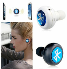 MiNi Bluetooth Wireless In-Ear Headphones Headset Stereo Mono Earphone Smallest