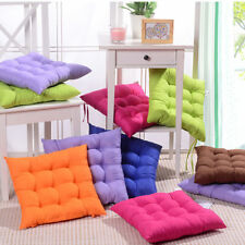 Soft Square Seat Pillow Cushions Chair Pad Patio Home Car Sofa Office Pads UK