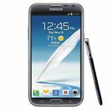 "SAMSUNG GALAXY NOTE II 2 N7100 16GB 8MP 5.5""  android smartphone AT&T T-mobile"