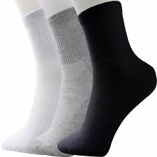 5 Pairs Men's 100% Brand New Socks Thermal Casual Soft Cotton Sport Sock for men