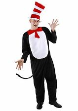 Dr. Seuss Cat in the Hat - Adult Costume