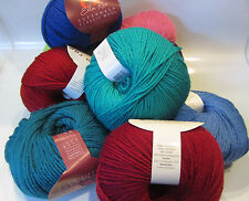 100g Ella Rae Classic Superwash Worsted Yarn -  9 colors