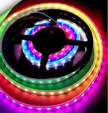 WS2811 WS2812 5050 RGB LED strip Light Waterproof Individually Addressable DC5V