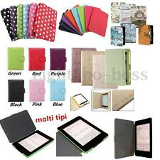 Multi-Color Smart PU Leather Case Cover Bag for Amazon Kindle Paperwhite 1/2/3 5