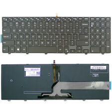 New Dell Inspiron 15 5000 Series 5543 5545 5547 5548 Keyboard With Backlit