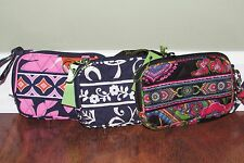 Vera Bradley SYMPHONY IN HUE or MORE Camera MP3 PDA iPod TECH CASE Wristlet NWT