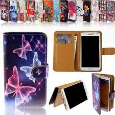 Flip Wallet Stand Leather Magnetic Case Cover For Various TCL Series P Phones
