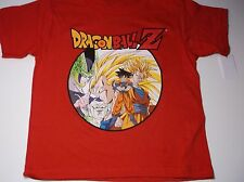 New Dragonball Z shirt boys Sizes XS S M L XL Dragonball Z shirt boys
