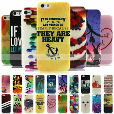 -YX2 Pattern Soft TPU Case Cover For Apple iPhone 6/6S Plus 5S 5C 4S Touch 6/5th
