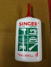 DOMESTIC SEWING MACHINE OIL 125ML FOR SINGER/ JANOME/BROTHER/TOYOTA