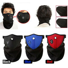 Neoprene Ski Snowboard Motorcycle Biker Winter Sport Face Mask Neck Warm Veil V