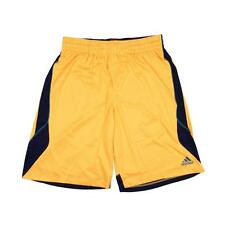 Adidas 3446 Mens Crazy Smooth Herringbone Basketball Shorts Athletic BHFO