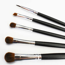 Beautydec Pro Cosmetic Makeup Brush Set Kit Bare Liner Eye Shadow Black Brushes