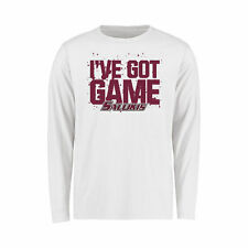 Southern Illinois Salukis Youth Got Game Long Sleeve T-Shirt - White - College
