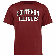 Southern Illinois Salukis Everyday T-Shirt - Maroon - College