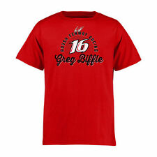 Greg Biffle Youth Race Day T-Shirt - Red - NASCAR