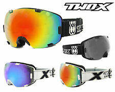 TWO-X Air Ski Goggles Snowboard Goggles Frameless Glasses Ski Snowboard mirrored