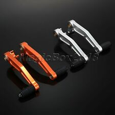 CNC Motorcycle Brake Clutch Gear Pedal Levers For KTM DUKE 125 200 390 2013-2015