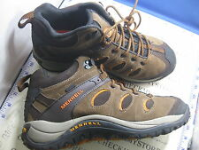 NIB NEW MEN'S MERRELL ARCHEON MID WATERPROOF 032535 HIKING CASUAL BOOTS