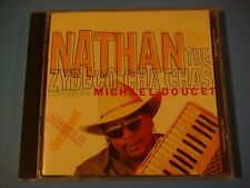 Creole Crossroads by Nathan & the Zydeco Cha Chas 1995 Rounder Select; Louisiana