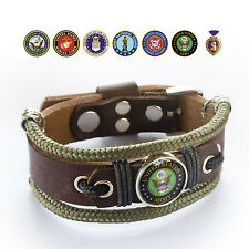 United States Military Bracelet, Coast Guard Air force Army Marines Navy Soldier