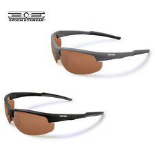 EPOCH 7 Black Gray HD GOLF Sunglasses AMBER Lens Choose your Style