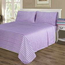 Kids Stripe Sheet Set Impressions 600 Thread Count Cotton Rich Cabana