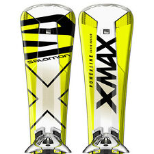 Salomon 15 - 16 X-Max Skis w/XT12 Ti Bindings NEW !! 155,160cm