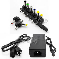 96W Universal AC Power Cable Charger Adapter For Sony Toshiba Laptop IBM Lot