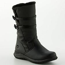 new  Women Totes Judy Midcalf Black Waterproof Thermolite Winter Boots CHOOSE SZ
