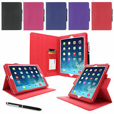 rooCASE Dual View Folio Case Smart Cover with Stylus for Apple iPad Air (5th Gen