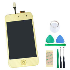 iPod Touch 4th Gen Digitizer LCD Assembly + Home Button Kit