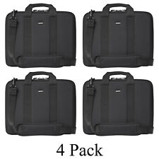 4 Pack Cocoon CLB403 Shock-Absorbent Laptop Notebook Carry Case Sleeve & Grid-It