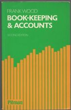 Frank Wood Bookkeeping and Accounts Very Good Book