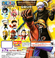 Bandai One Piece Pirate Alliance Phone Strap Mascot Figure