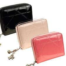 Hot Lady Women Cute Purse Clutch Wallet Short Small Bag Leather Card Holder