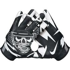 NWT MN NIKE GF0484 01 SUPERBAD 3.0 PADDED SKULL RECEIVER GLOVES  BLACK/WHITE $55