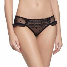 Panache 6832 Cleo Marcie Brief Knickers Black Various Sizes New Lingerie