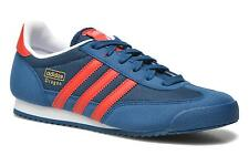 Kids's Adidas Originals Dragon J Low rise Trainers in Blue