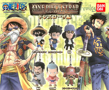 Bandai One Piece Dressrosa Dress Rosa Phone Strap Mascot Figure