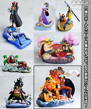 Megahouse One Piece Log Box Logbox Marineford Arc Figure Part 2