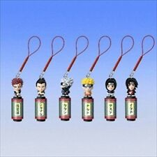 Bandai Naruto Fortune Battle Root Gashapon Mini Figure Battle Phone Strap Mascot